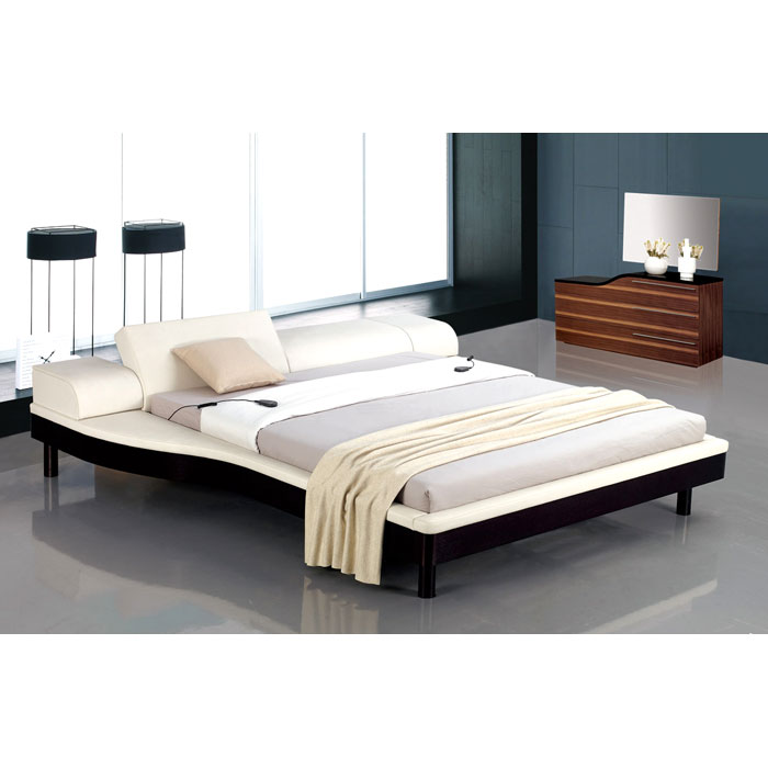 Portofino Adjustable Bed with BuiltIn Nightstands (With