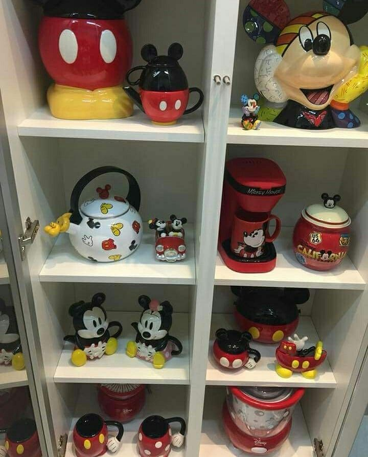 420 Disney Kitchen And Dining Ideas Mickey Mouse