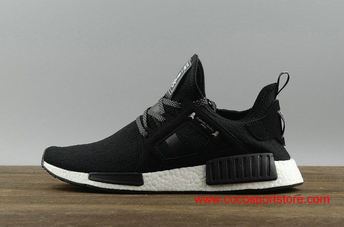 579f11cc1fd0f Adidas NMD XR1   Mastermind Japan Skull BA7926 Black White Men s Originals   80.00