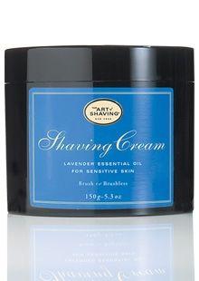 The Art of Shaving Lavender Shaving Cream Jar