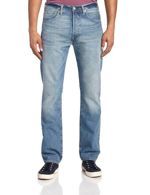 Hommes Denim Jeans Droites Básico Springfield Régulière fSD9u