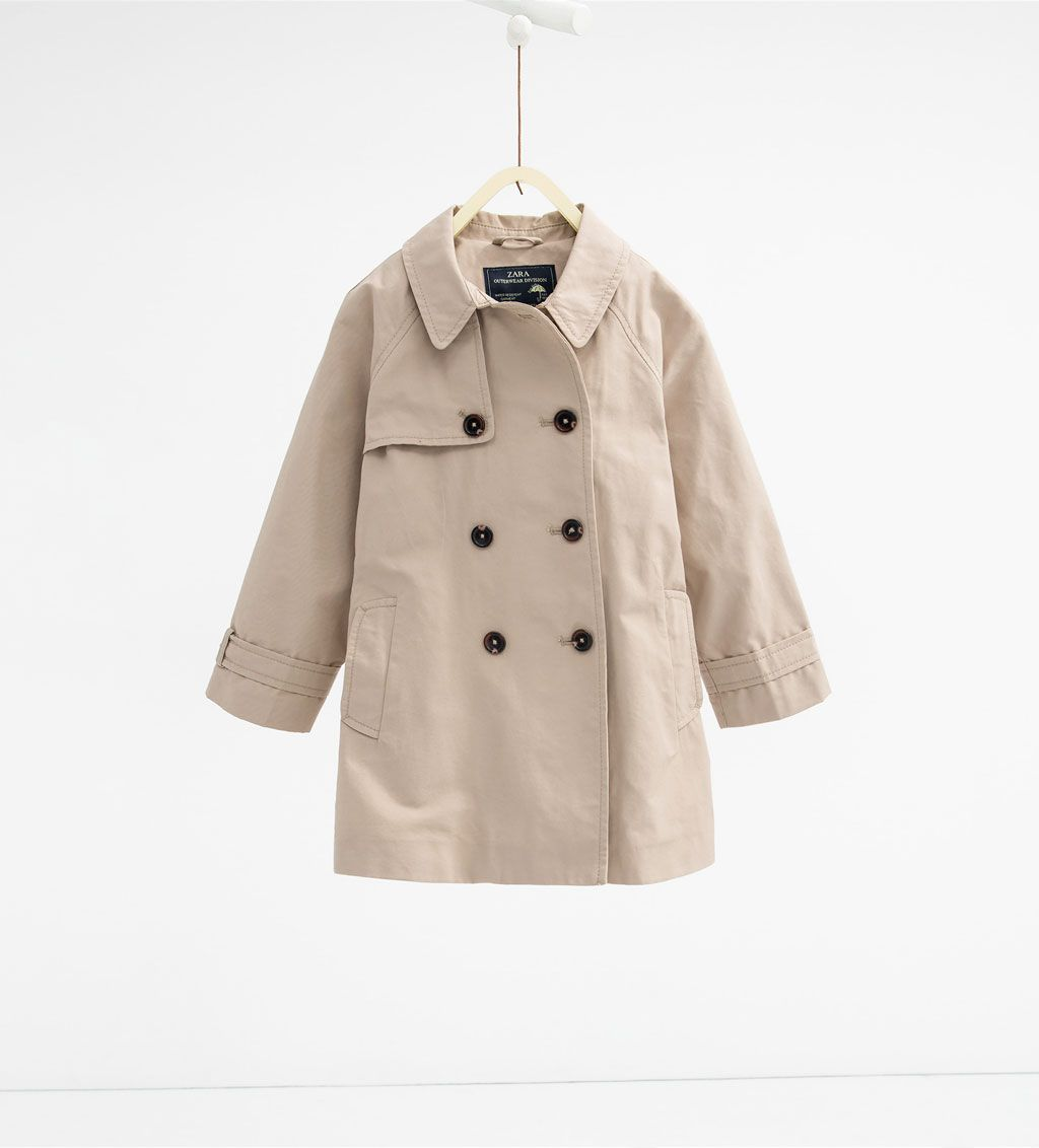 Obrázok 1 z Dlhý trenčkot od spoločnosti Zara