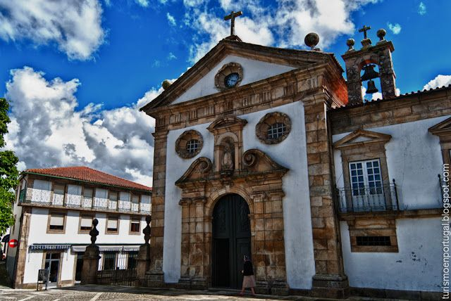 Turismo en Portugal: Monçao, verde Minho