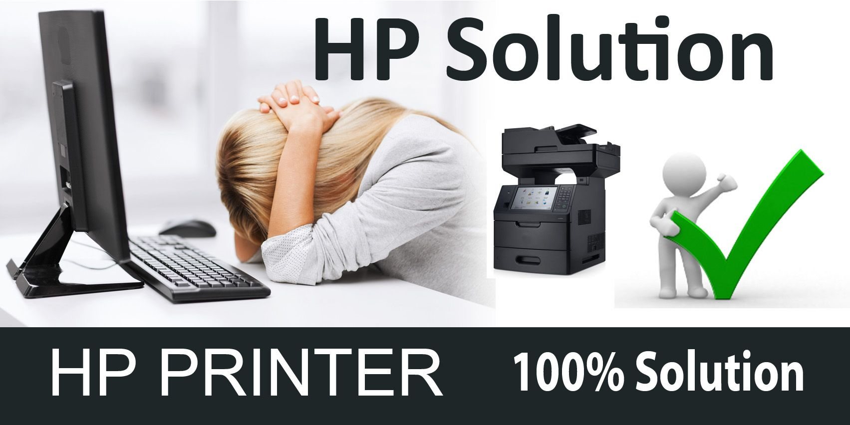 the reason is that HP printer support provide a guarantee service of your  printer. HP printer will not recognized by any other service. our HP expert  has 9 ...