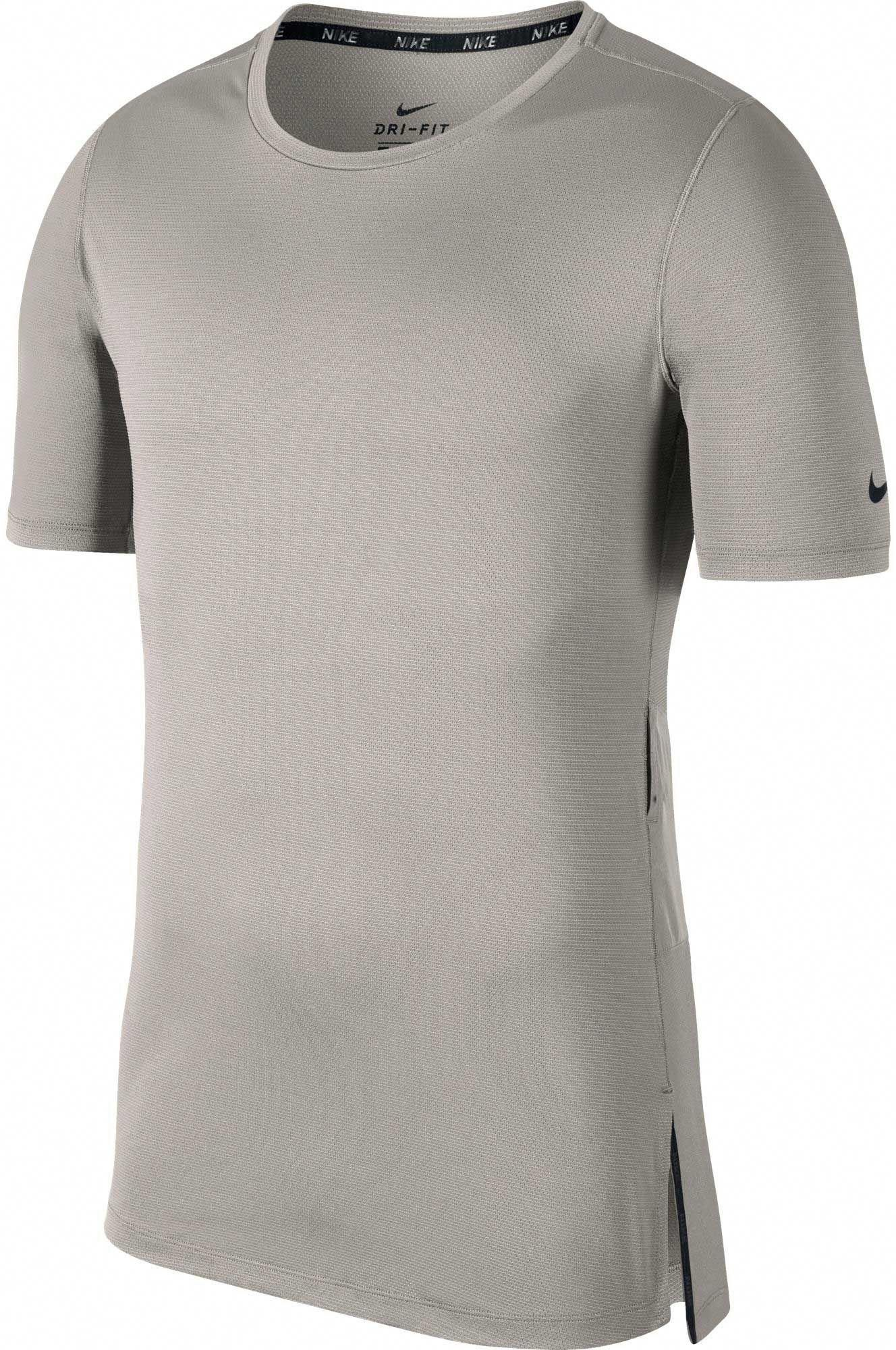 34bd136d Nike Men's Modern Utility Fitted Training T-Shirt, Size: XXL, Brown ...