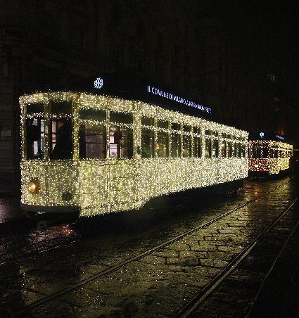 Il Tram di luce