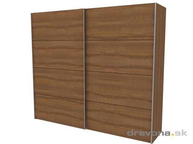 Modern Wardrobes - Moderné skrine Drevona.sk #wardrobes #wardrobe #cabinet #skrine
