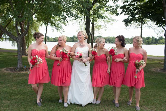 Abby Clements Photography, Kendra and Jai's wedding, Stevens Point, Wisconsin