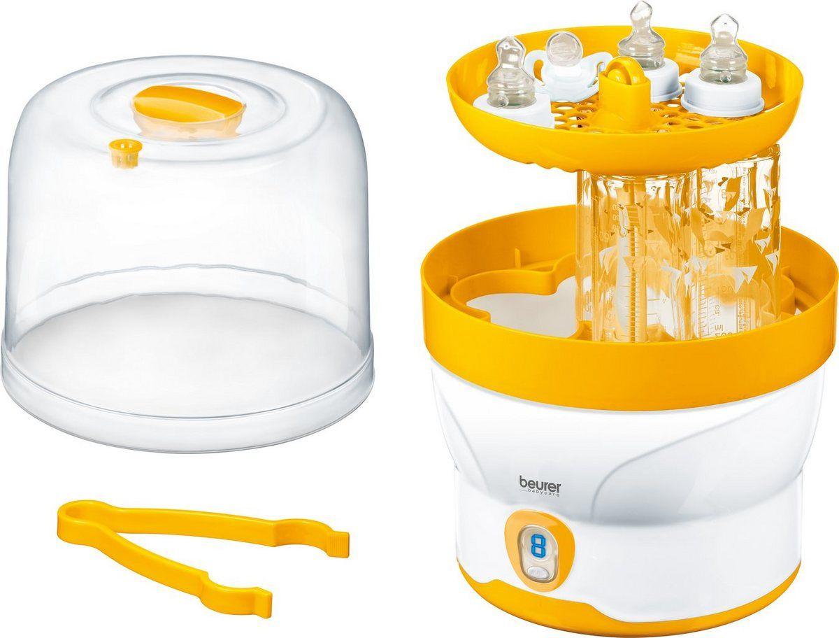 Dampfsterilisator By 76 Babyflaschen Desinfektion Und Baby