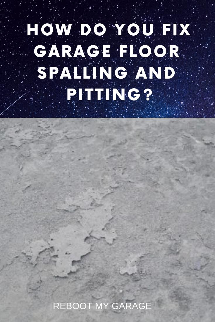 Pin On Garage Floor Concrete Repair