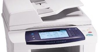 Xerox Phaser 3635MFP driver download for Windows XP/Vista/Windows 7
