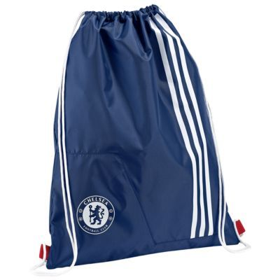 adidas Chelsea FC Gym Bag  016ebdfa6b73e