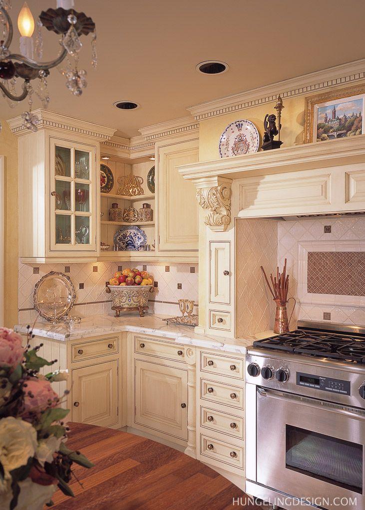 Luxury Kitchen Designer | Hungeling Design | Clive Christian British ...