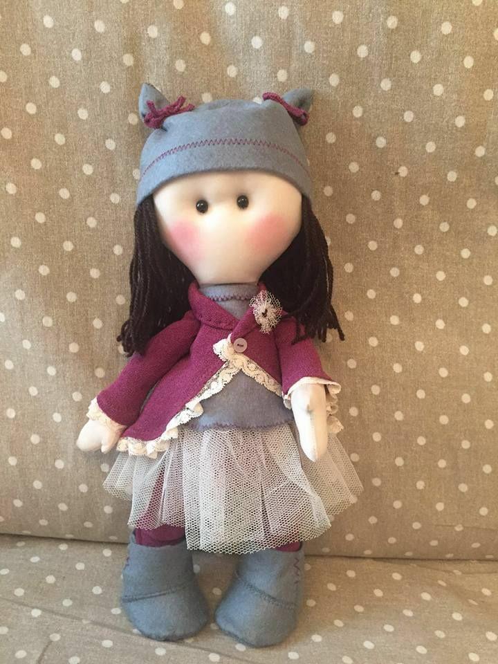 Mi primera muñeca de tela
