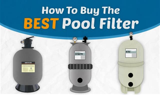 How To Select The Best Pool Filter In 2020 Pool Filters Cool