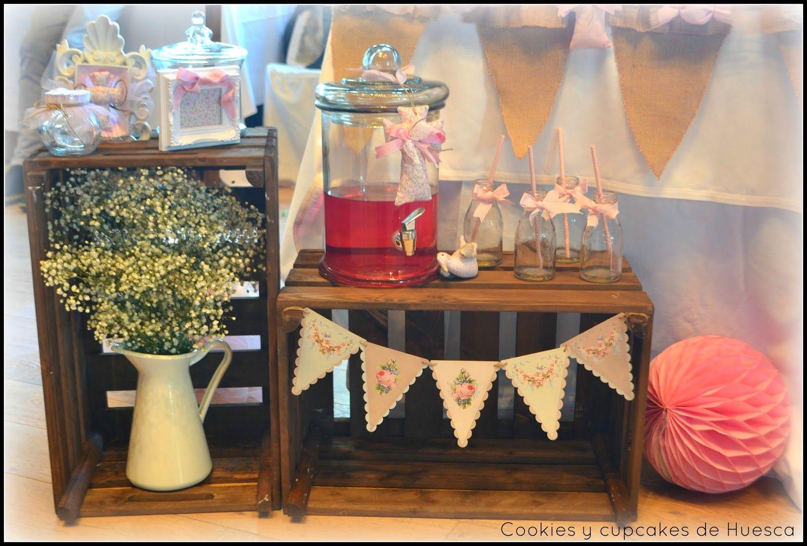 decorar mesa stand