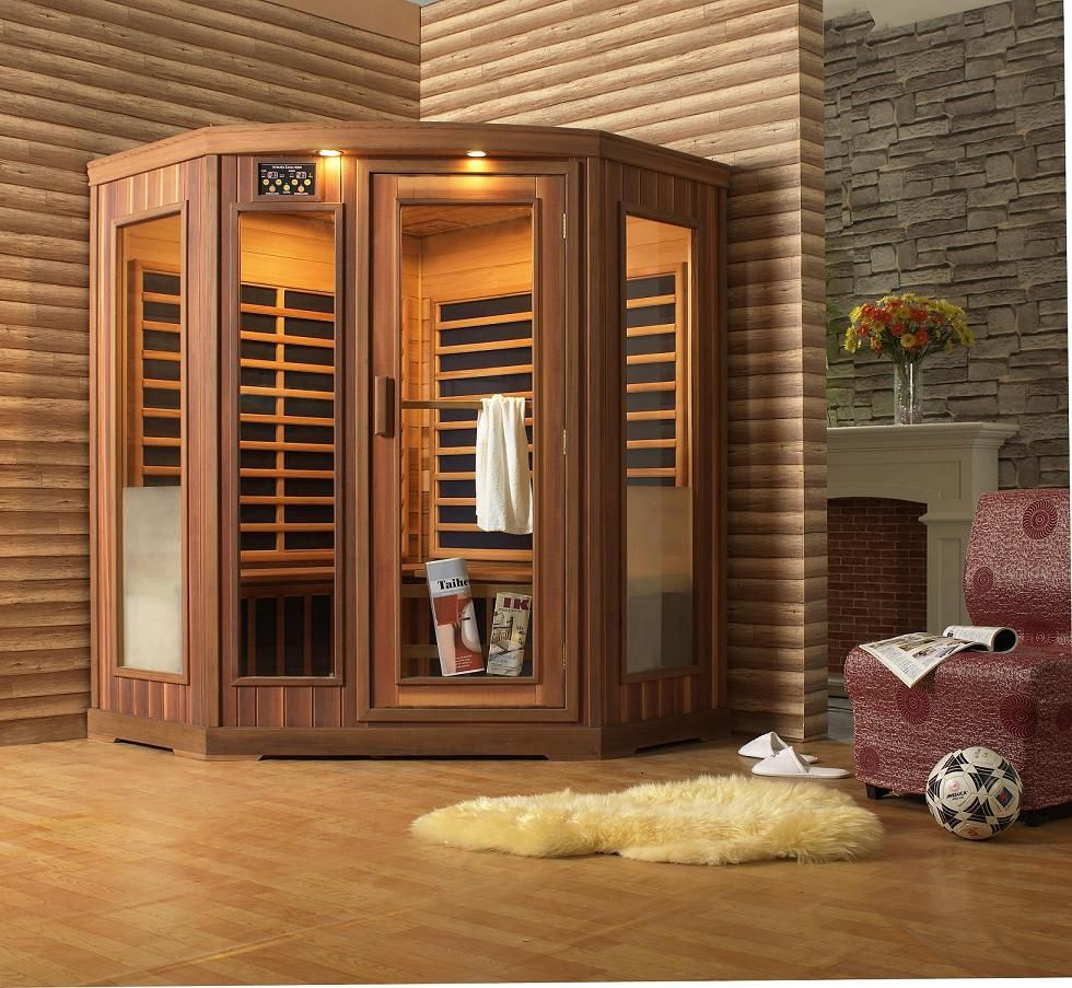 Sauna Cabin/Room offered by Ananya Creations Limited