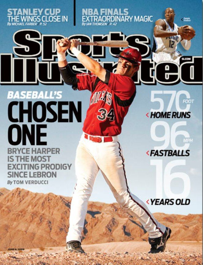 Pin By Andrew Jordan On Baseball The Greatest Game In The World Sports Illustrated Covers Sports Illustrated Bryce Harper