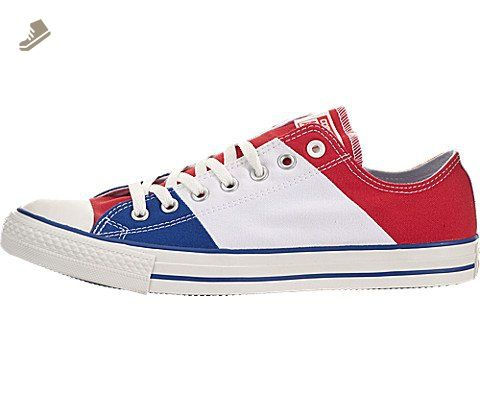 7896b02f5f8a Converse Unisex National Pride Red White Blue Sneaker - 11.5 Men - 13.5  Women - Converse chucks for women ( Amazon Partner-Link)