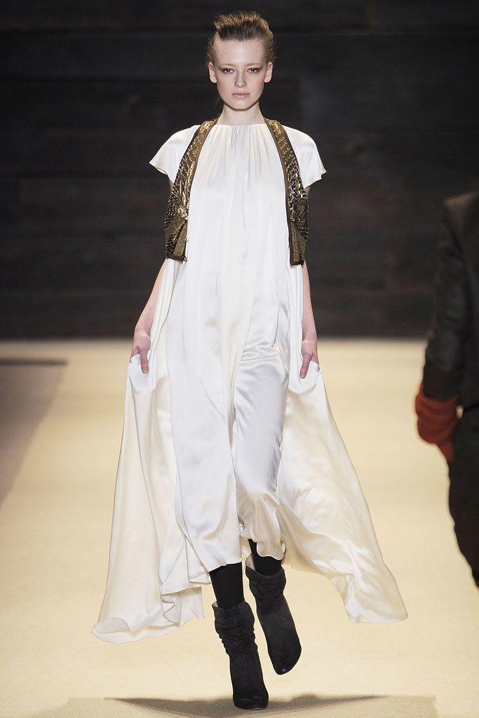 Adam Lippes Fall 2010 Ready-to-Wear Fashion Show - Anastasia Kuznetsova