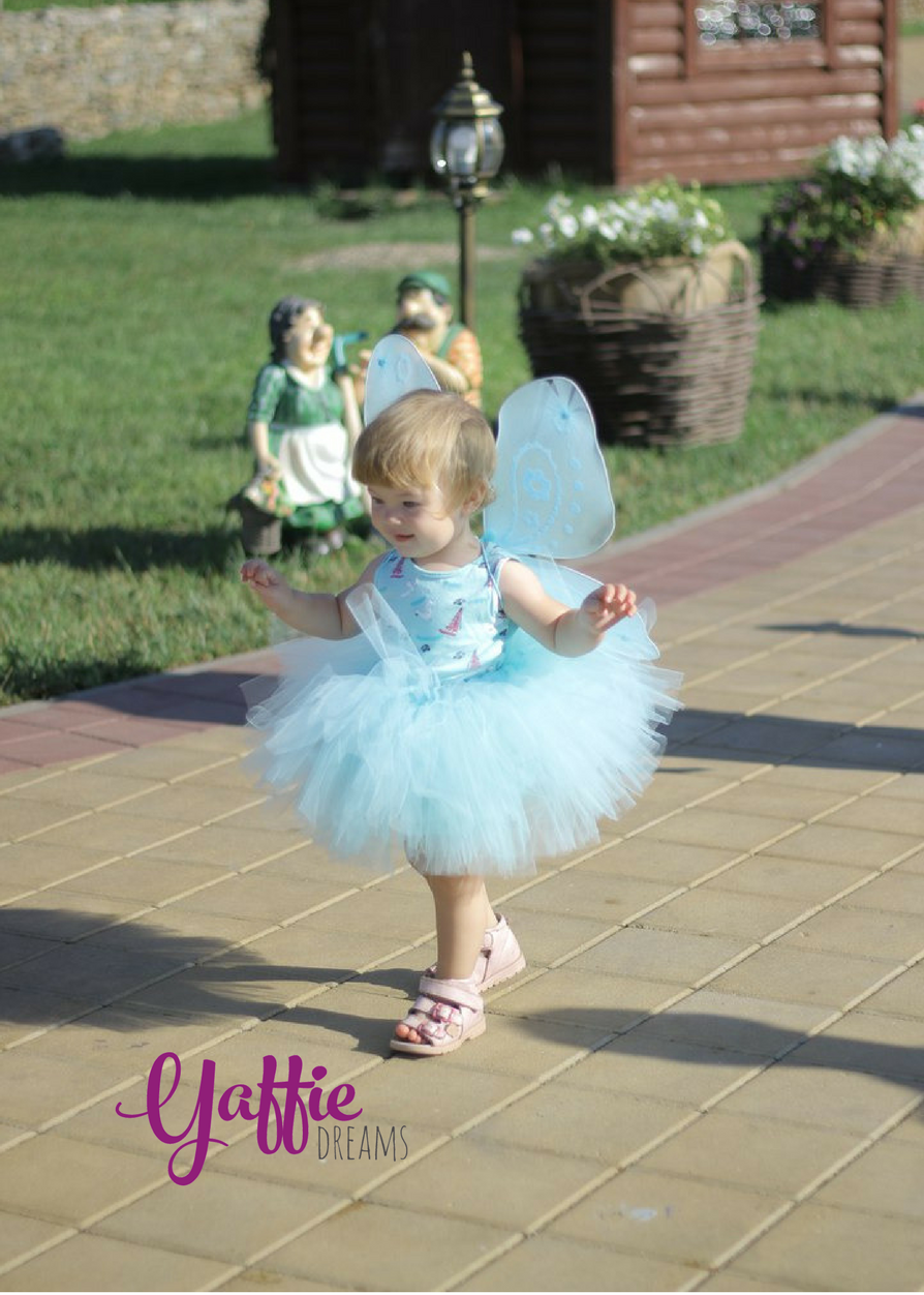 Little baby girl fairy cute pixie costume smile family photoshoot ...