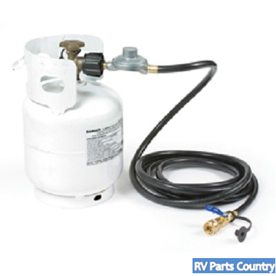 Rv Quick Disconnect Hose 6 Ft Propane Cylinder Camco Propane