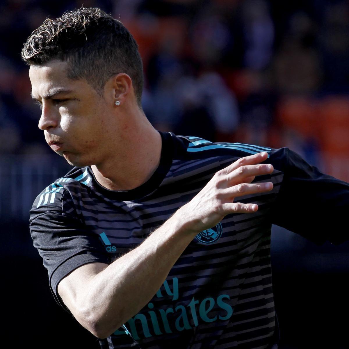 Chelsea Transfer News: Shock Cristiano Ronaldo Rumours Emerge