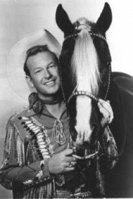 Western Movie Actors | REX ALLEN'S HORSE KOKO. Koko