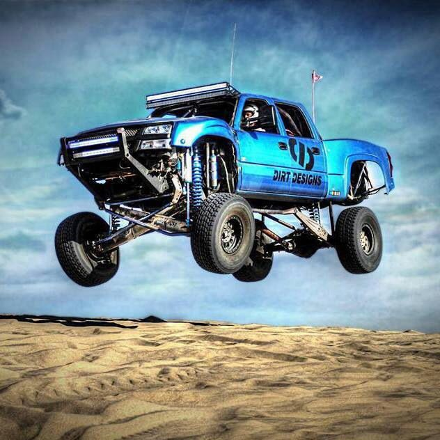 Long travel suspension Chevy | Rock Crawlers - Diesels - Off Roading