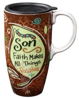 Son, Latte Mug