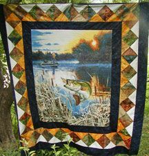 Kits and More - quilts with panels | Disappearing 9 Patch carrie ... : quilting with panels - Adamdwight.com