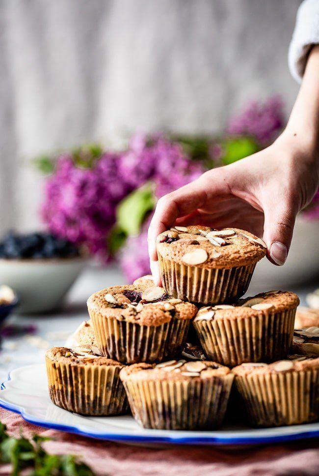 Gluten Free Blueberry Muffins  - Cupcakes & Muffins -