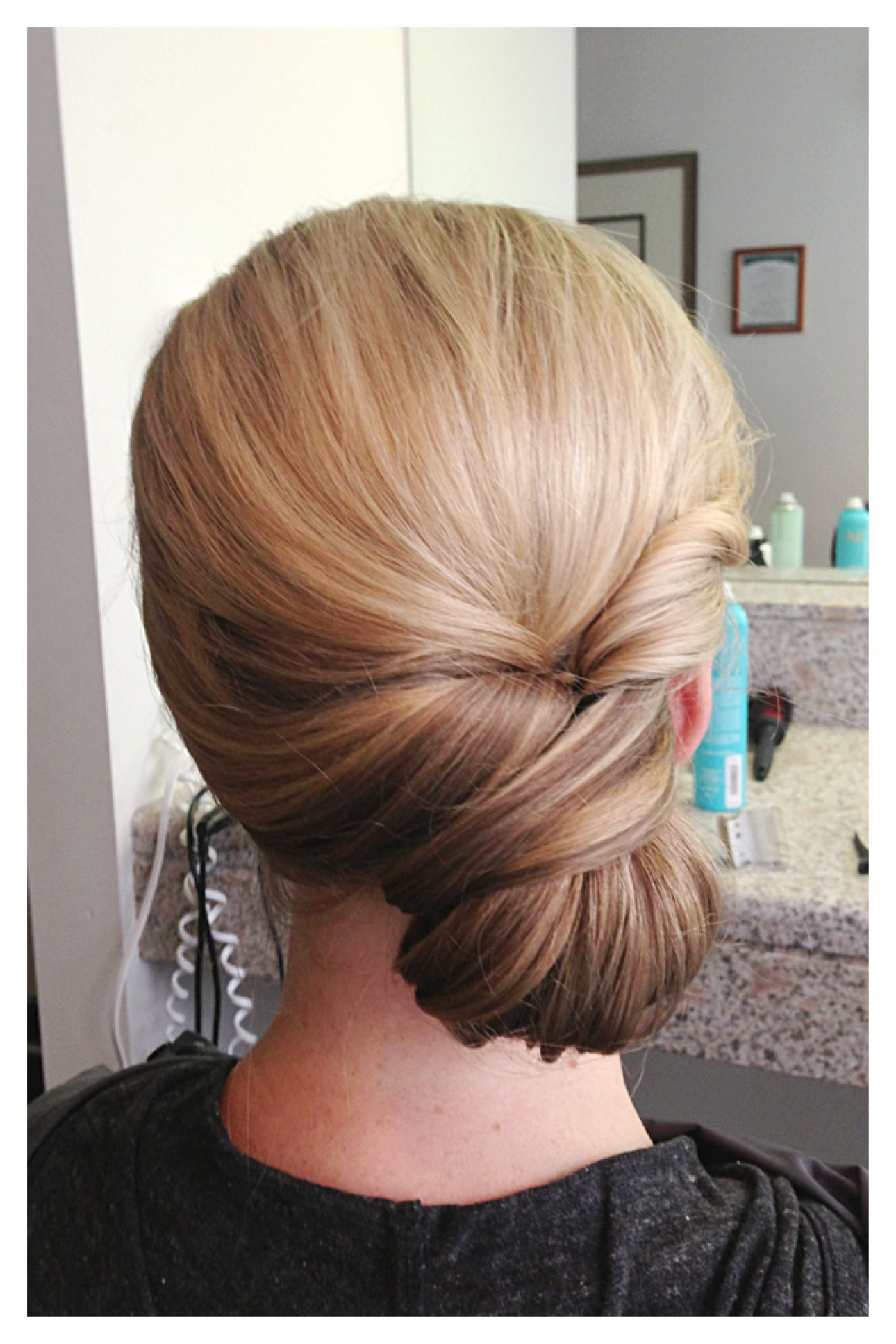 Cute hair pinterest simple updo updo and hair style