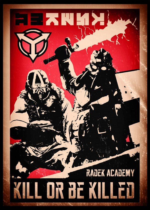 "Killzone Propaganda Kill Or Be Killed #Displate explore Pinterest""> #Displate artwork by artist ""SyanArt"".… 