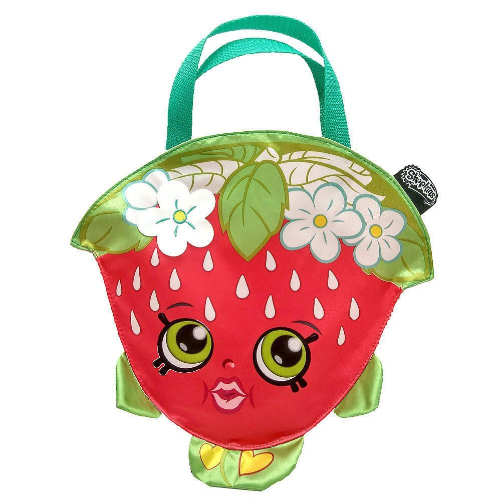 Shopkins Color N monedero de la manera del personaje - Fresa-4265