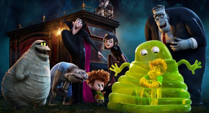 Películas Para Disfrutar Con Los Niños En Halloween Hotel Transilvania Películas De Animación Transilvania 2