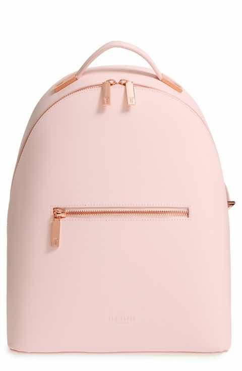 00bf5a892 Ted Baker London Mini Jarvis Leather Backpack