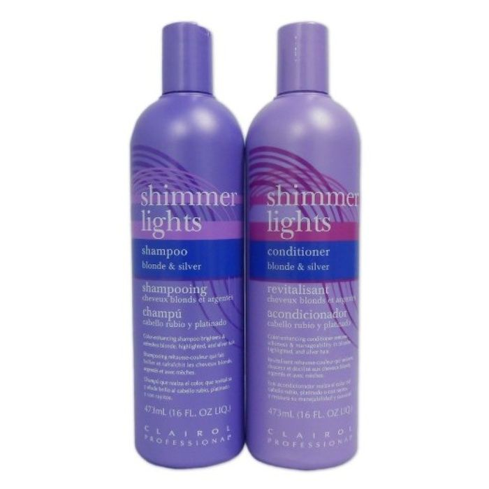 10 Best Shampoos For Blonde Hair Shimmer Lights Shampoo Clairol