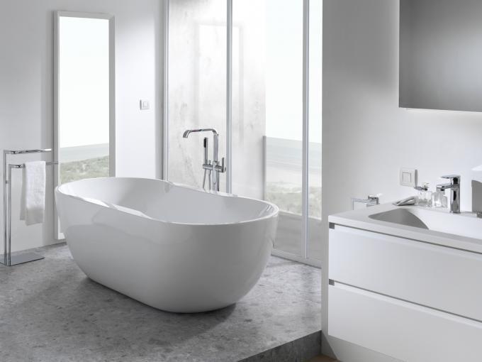 Victor vrijstaand bad - X2O De voordeligste badkamer specialist ...