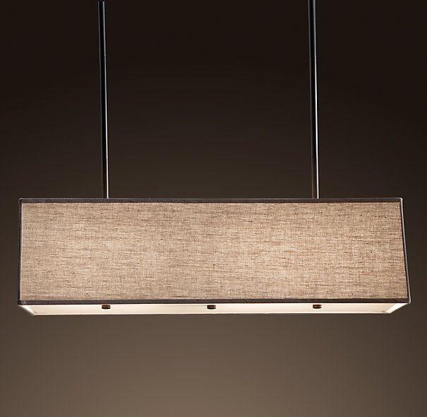 Chandelier Linear Pendant Chandelier Contemporary Sleek Design