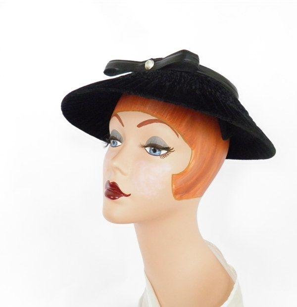 Vintage 1950s hat 2c5027b5cbd2