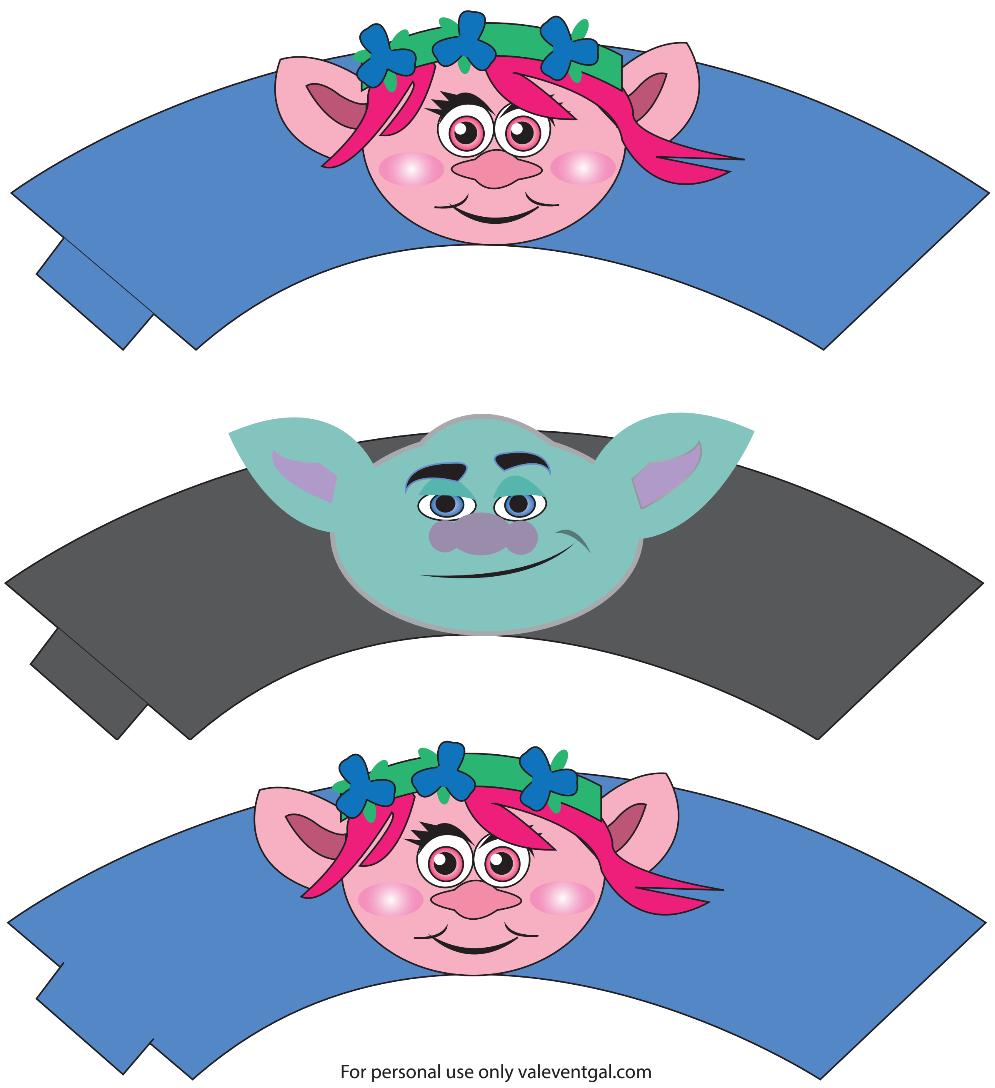 how to make printable cupcake wrappers