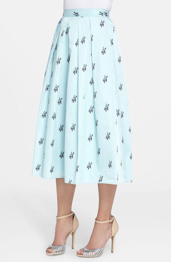 'Matilde' Midi Skirt