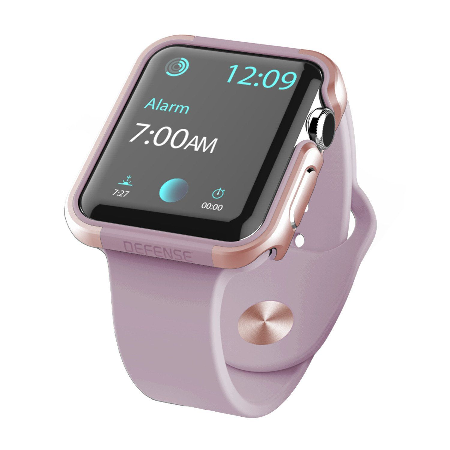 X Doria Defense Edge Apple Watch Case Is A Rugged And Slim Designed To Match Your Sport Band Compatibility 38mm Series 1