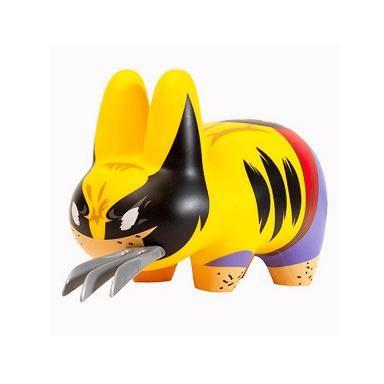 Marvel Labbit Kidrobot #kidrobt #wolverine #labbit www.lazydazeco.com