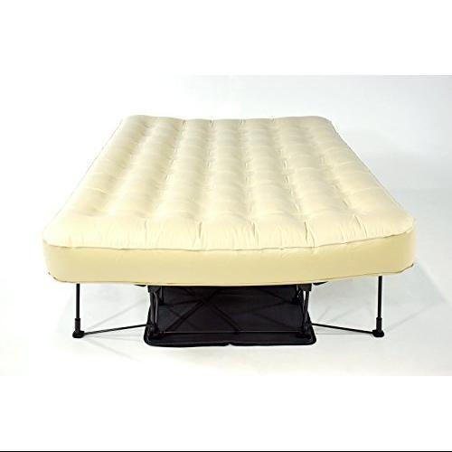 Ivation Ez Bed Queen Air Mattress With Frame Air Mattress