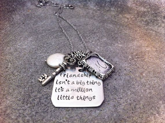 21++ A million little things jewelry information