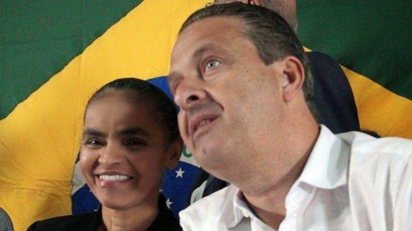 A Campanha de Eduardo Campos e Marina Silva Começa Domingo (06) | BomJardimPE.com