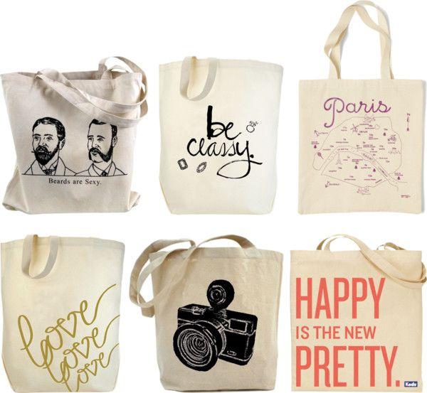 Stylish Canvas Tote Bags | Unik | 1 ∙ g r e e n f e s t ...
