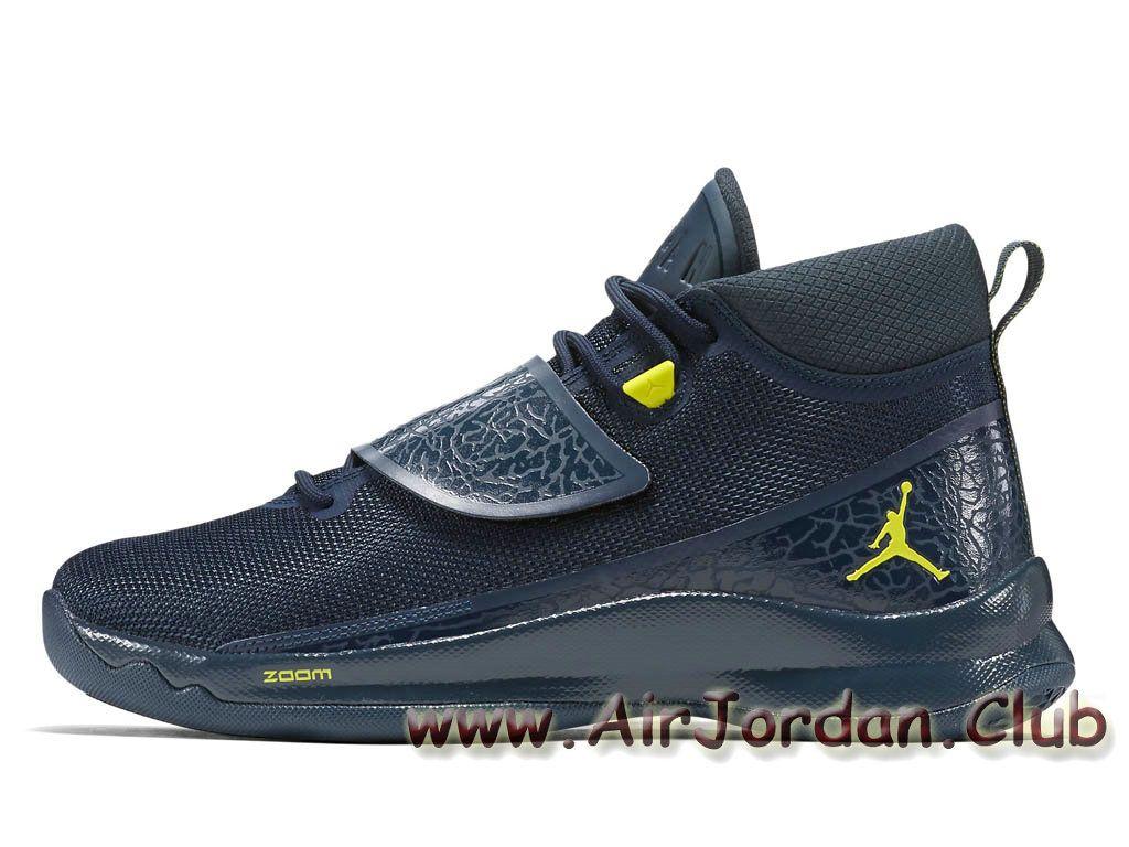 Homme Jordan Super.fly 5 Po armory navy 881571_405 Pour soldes jordan 2017  Chaussures Bleu